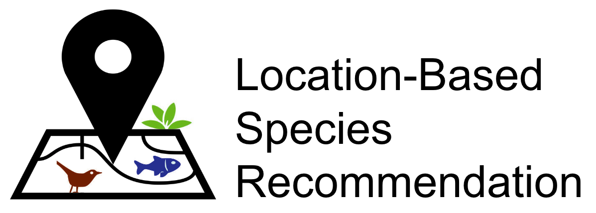 location-based-species-recommendation
